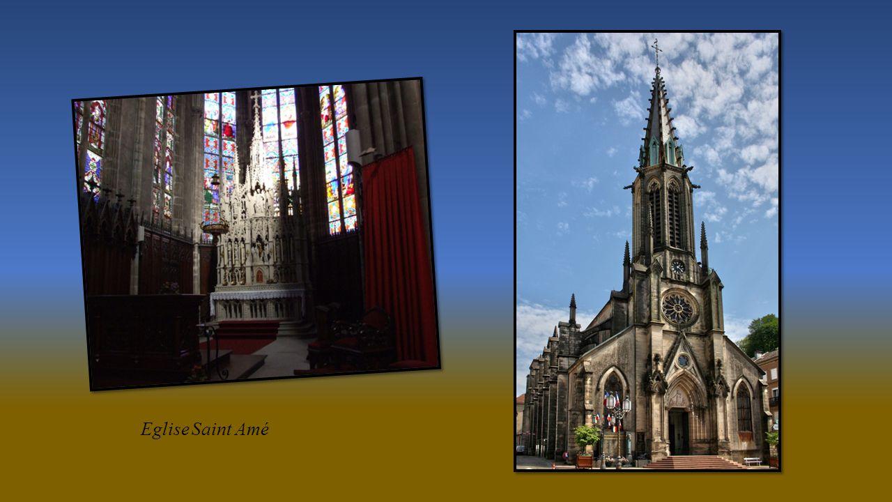 Eglise Saint Amé