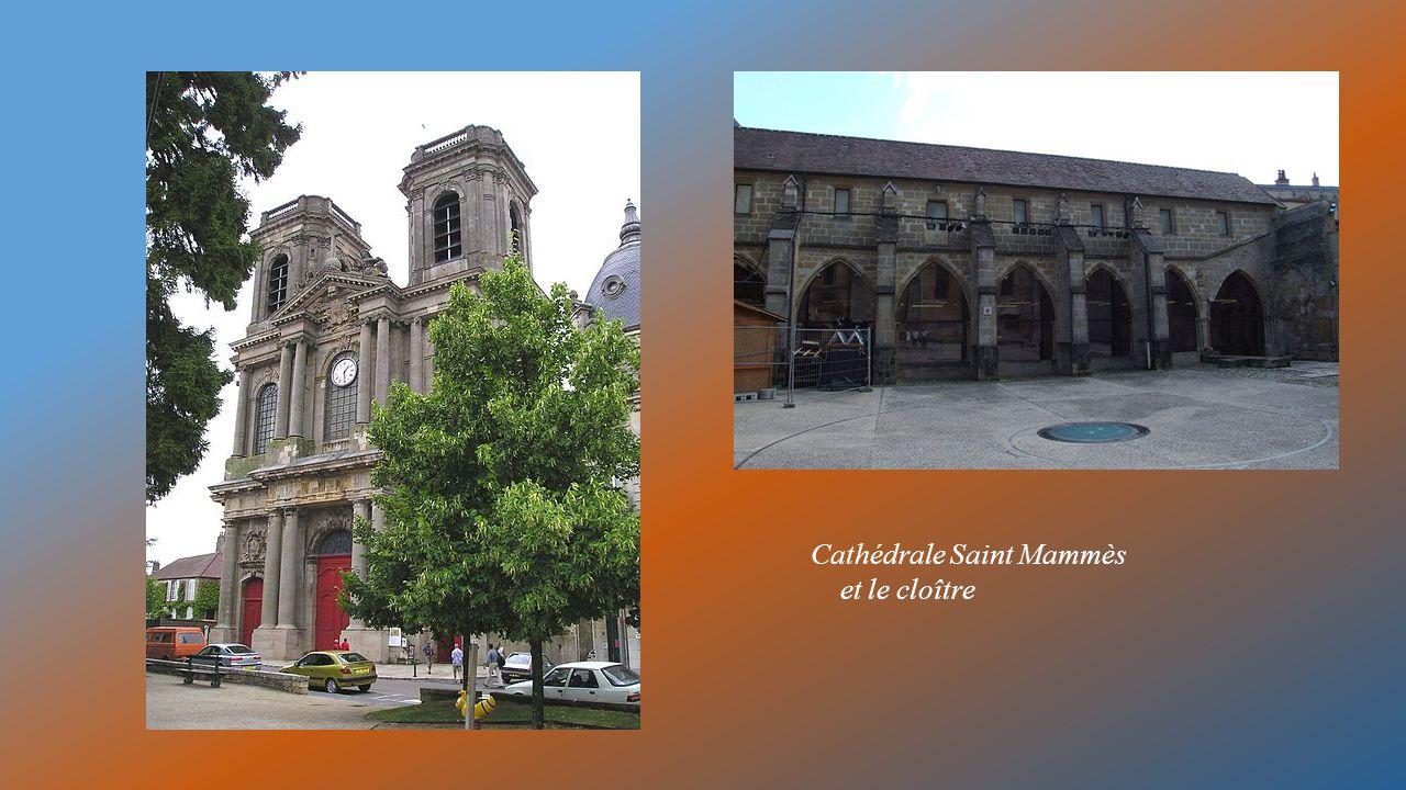Cathédrale Saint Mammès