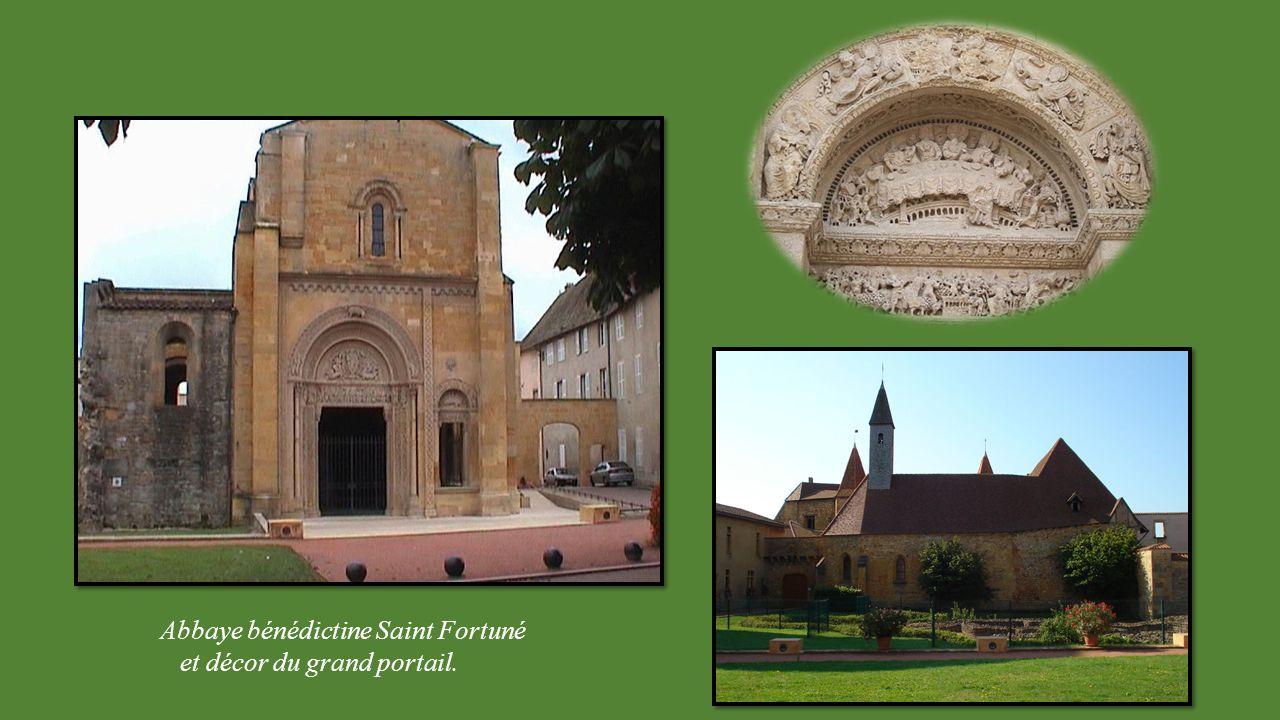 Abbaye bénédictine Saint Fortuné