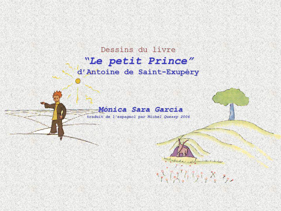 Le petit Prince Dessins du livre d'Antoine de Saint-Exupéry