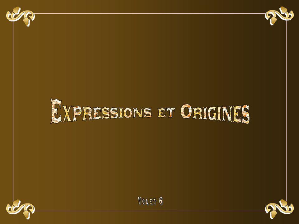 Expressions et Origines