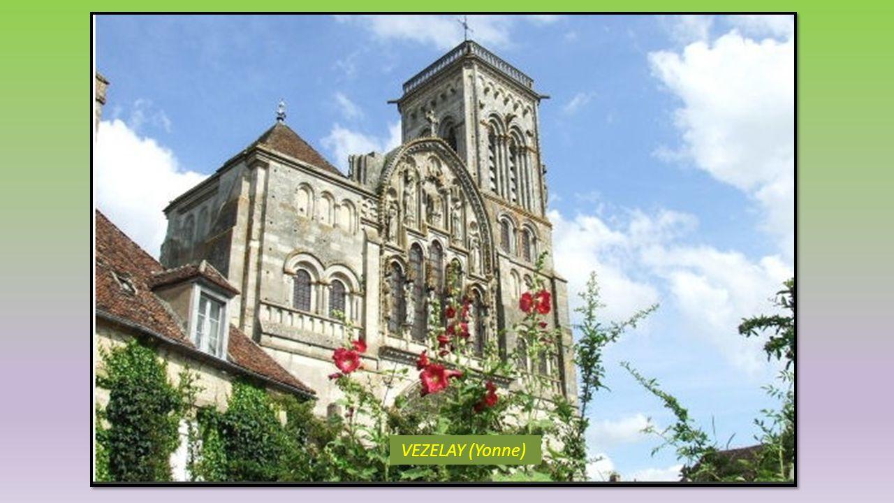 VEZELAY (Yonne)