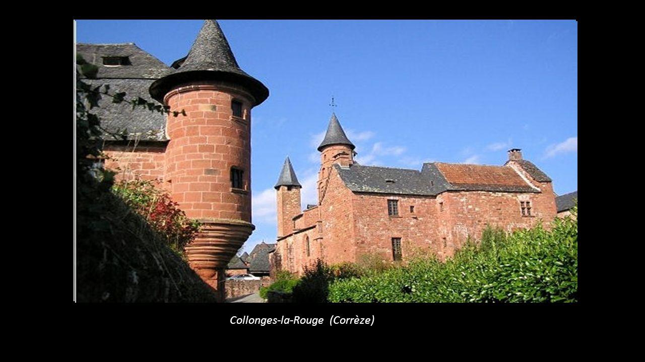 Collonges-la-Rouge (Corrèze)