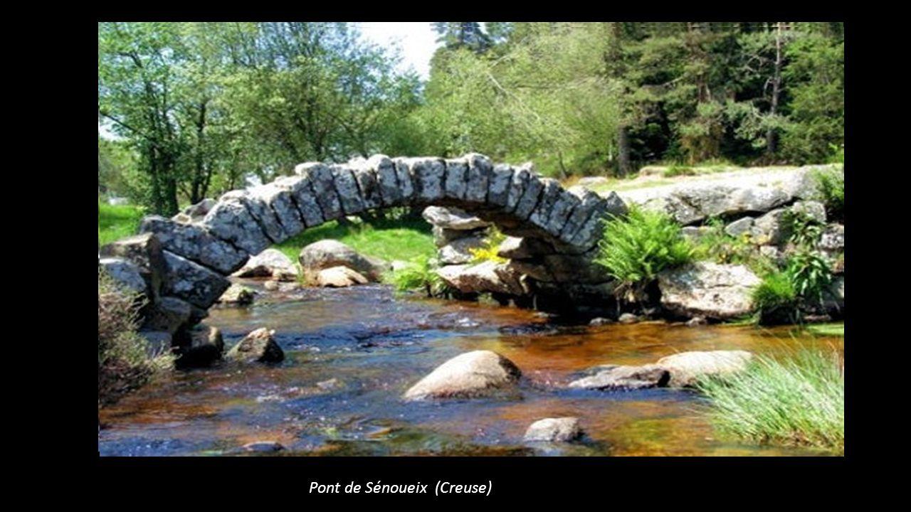 Pont de Sénoueix (Creuse)