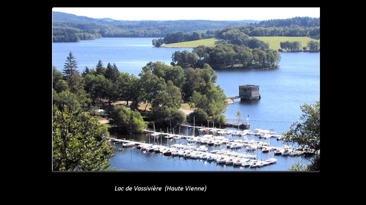 Lac de Vassivière (Haute Vienne)