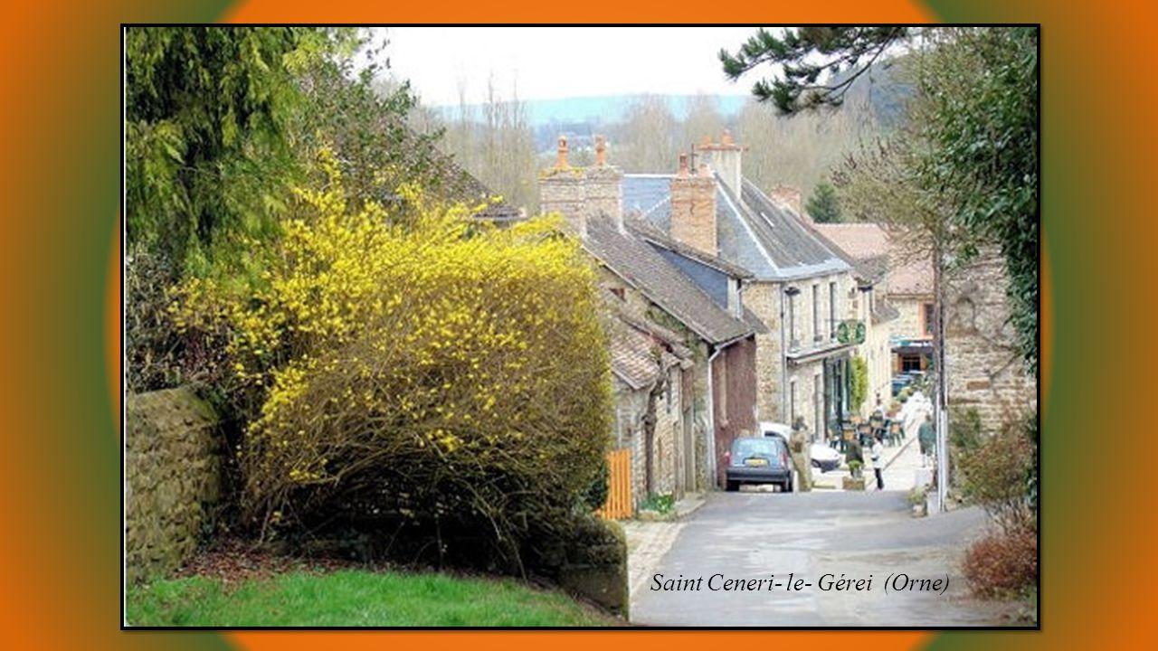 Saint Ceneri- le- Gérei (Orne)