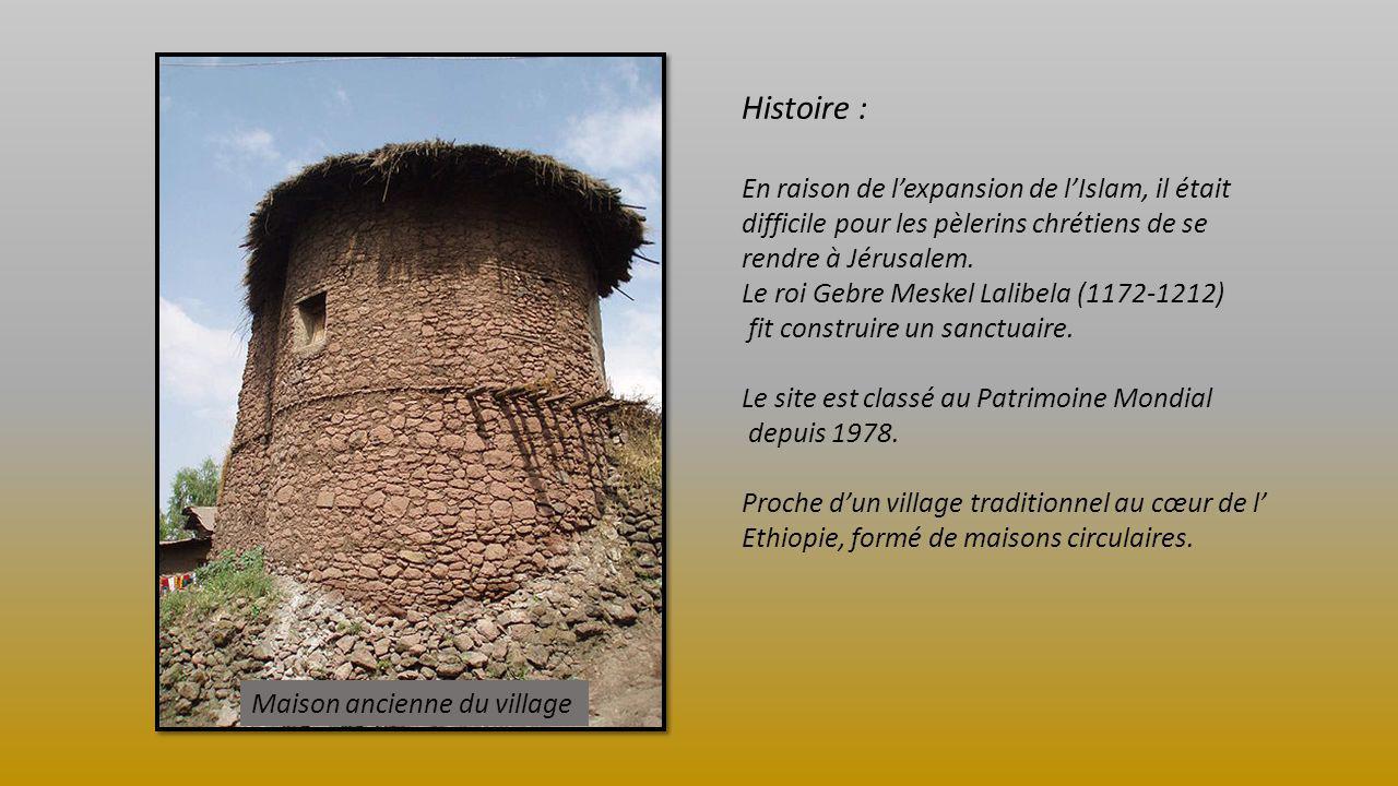 Histoire : En raison de l'expansion de l'Islam, il était difficile pour les pèlerins chrétiens de se rendre à Jérusalem.