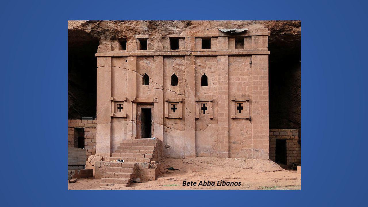 Bete Abba Libanos