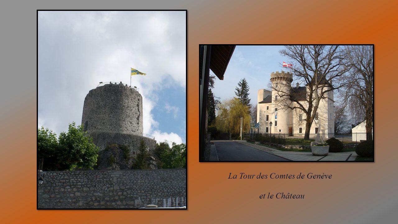 La Tour des Comtes de Genève