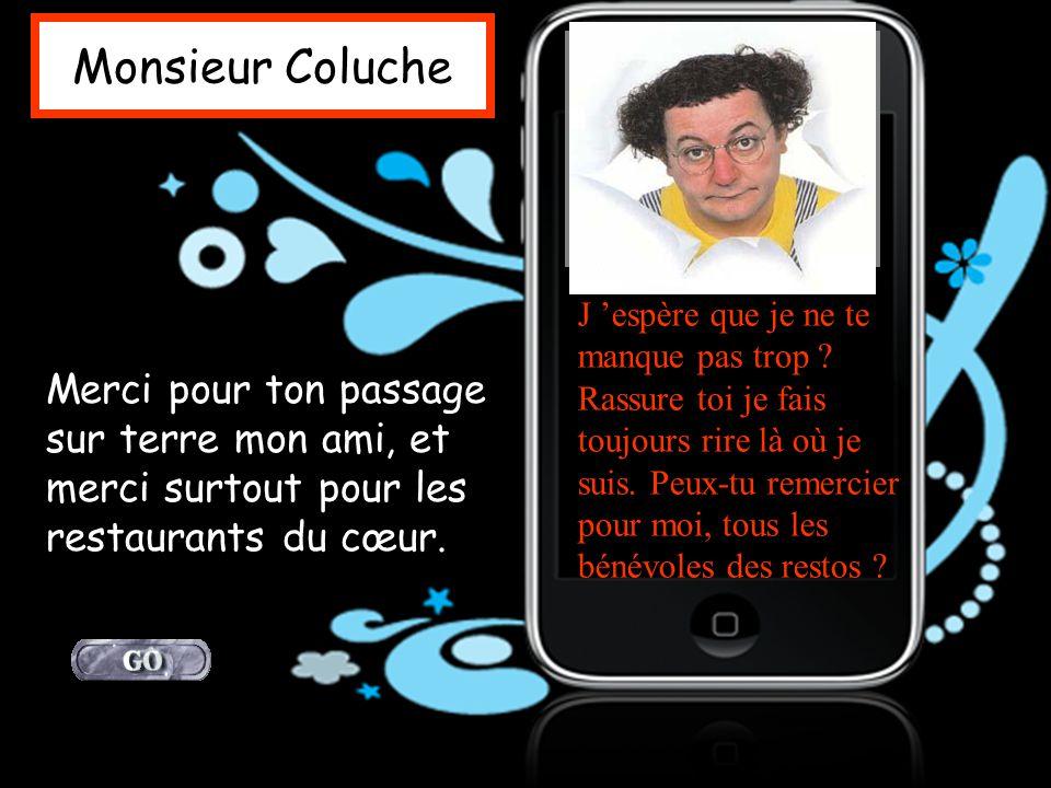 Monsieur Coluche