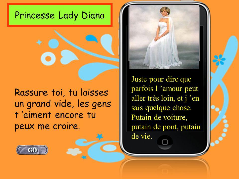 Princesse Lady Diana