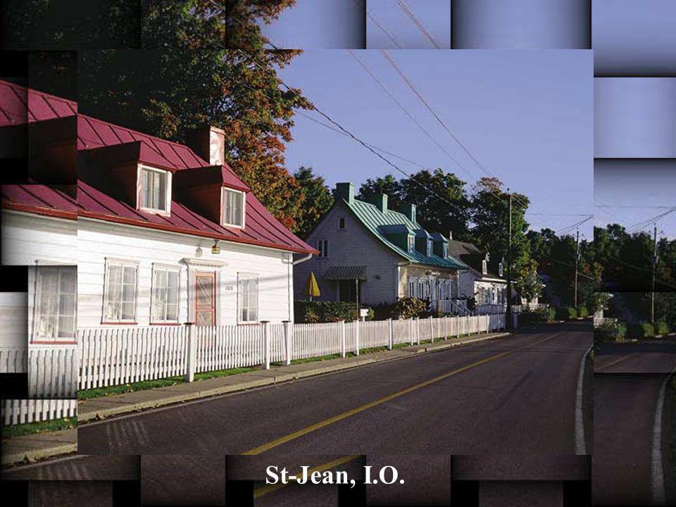 St-Jean, I.O.