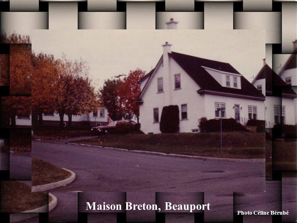 Maison Breton, Beauport