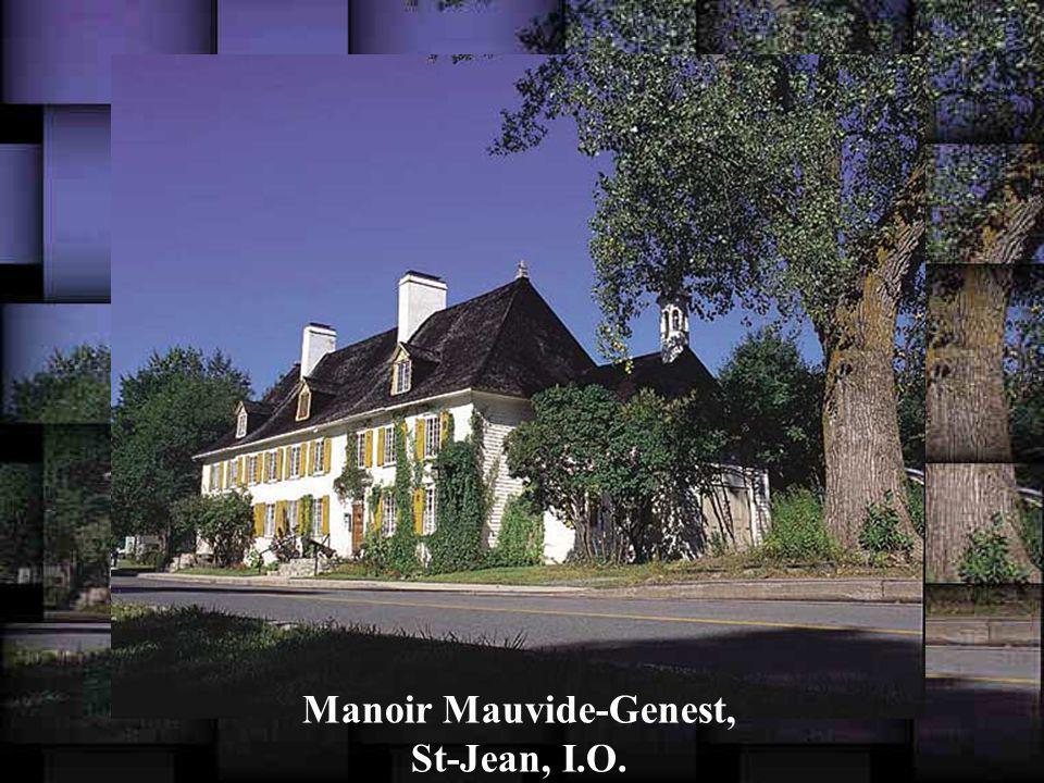 Manoir Mauvide-Genest,