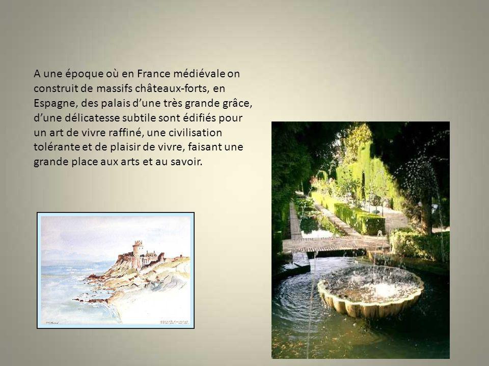 A une époque où en France médiévale on