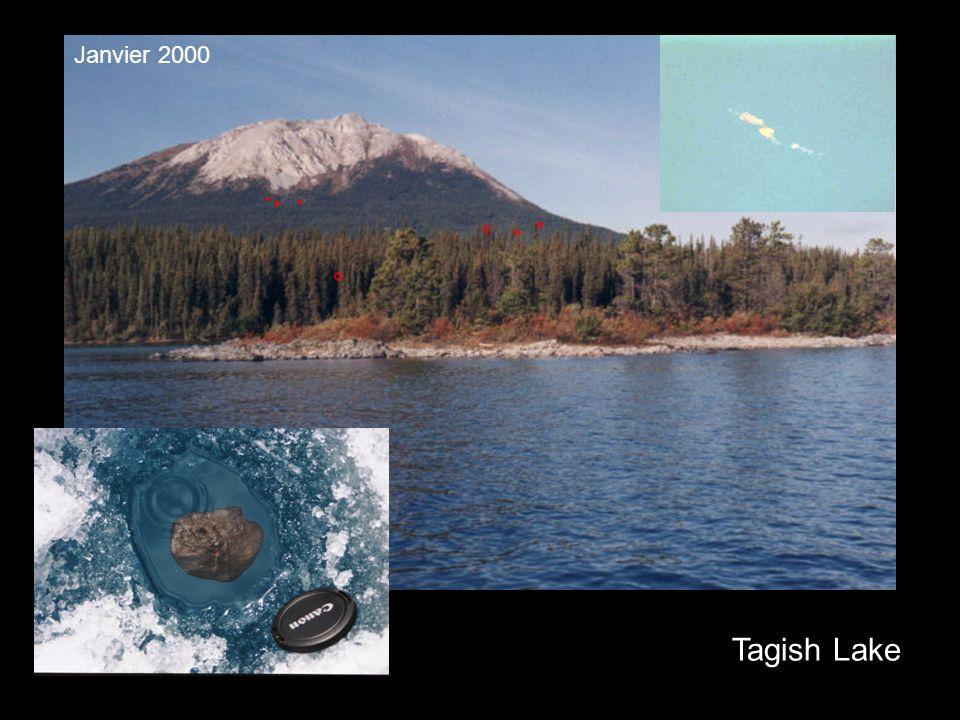 Janvier 2000 Tagish Lake