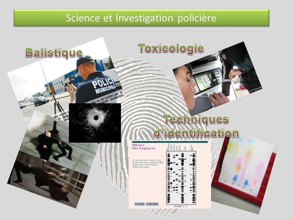 Techniques d'identification