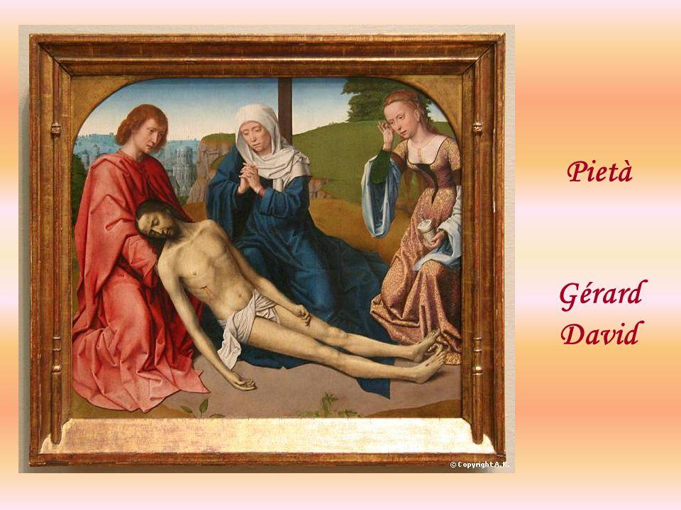Pietà Gérard David