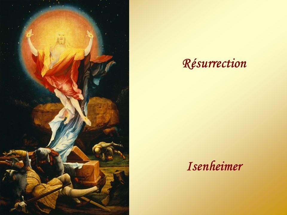 Résurrection Isenheimer