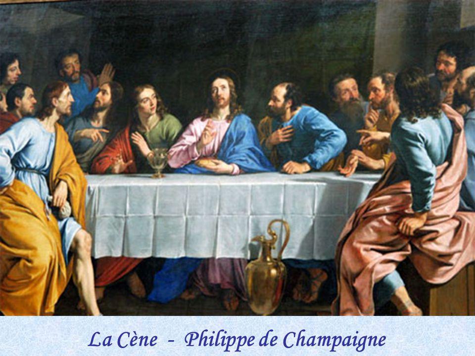 La Cène - Philippe de Champaigne