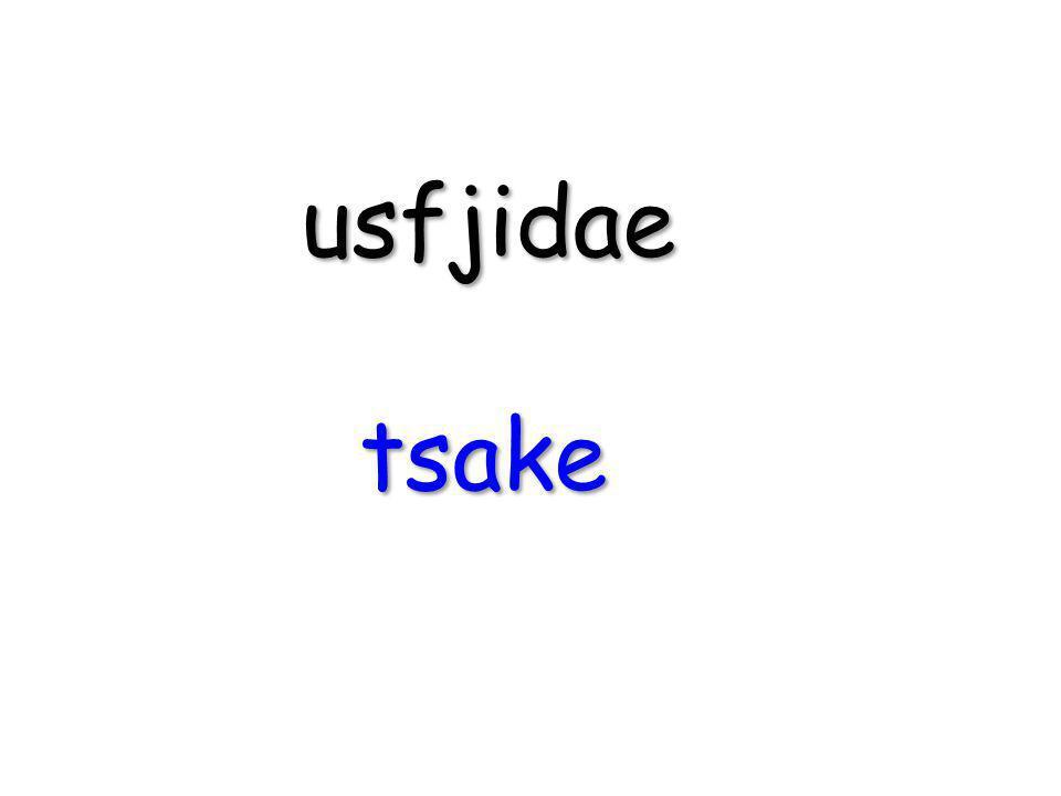 usfjidae tsake