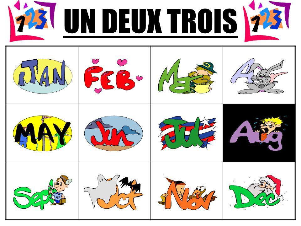 UN DEUX TROIS
