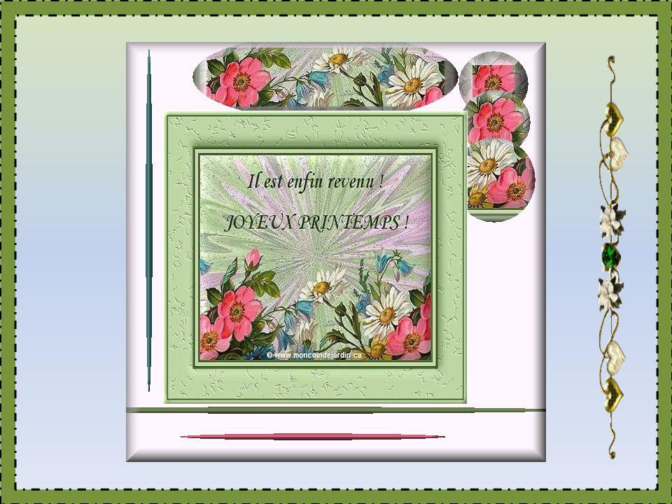 Dans l'âme unie à Dieu c'est toujours le printemps...