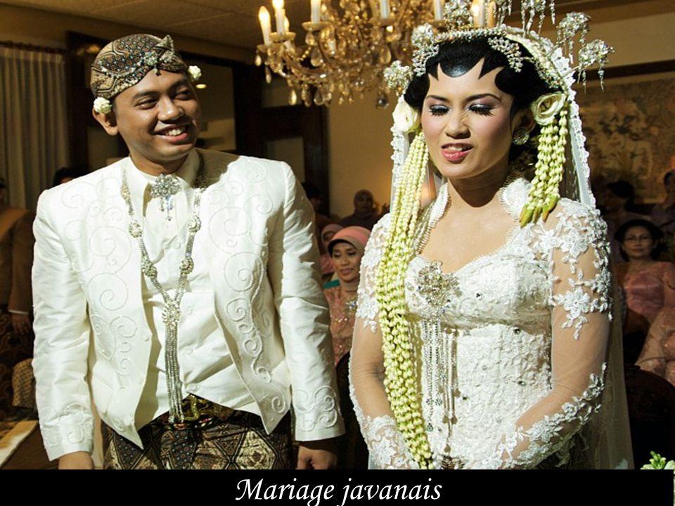 Mariage javanais