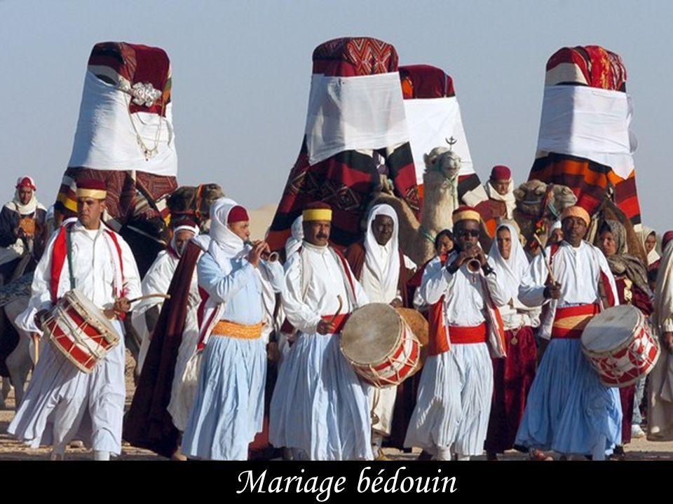 Mariage bédouin
