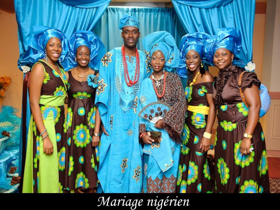 Mariage nigérien