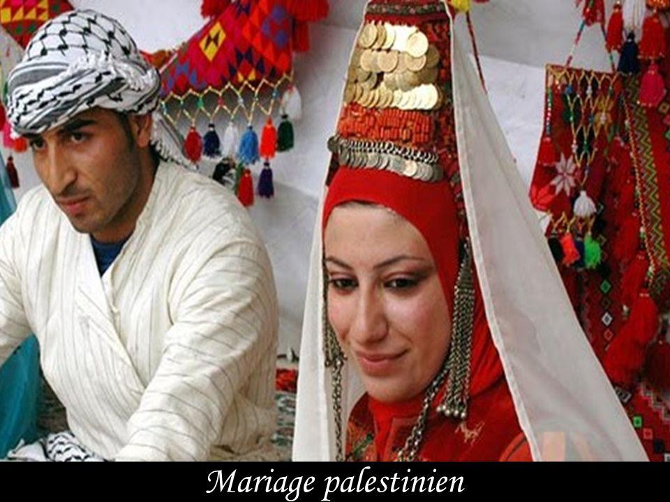 Mariage palestinien