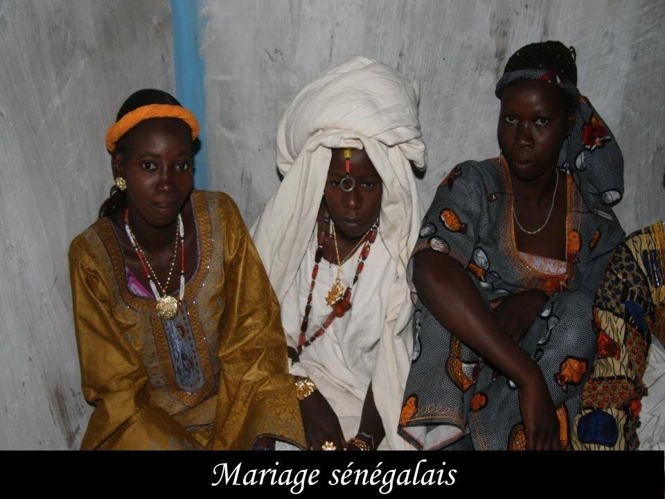 Mariage sénégalais