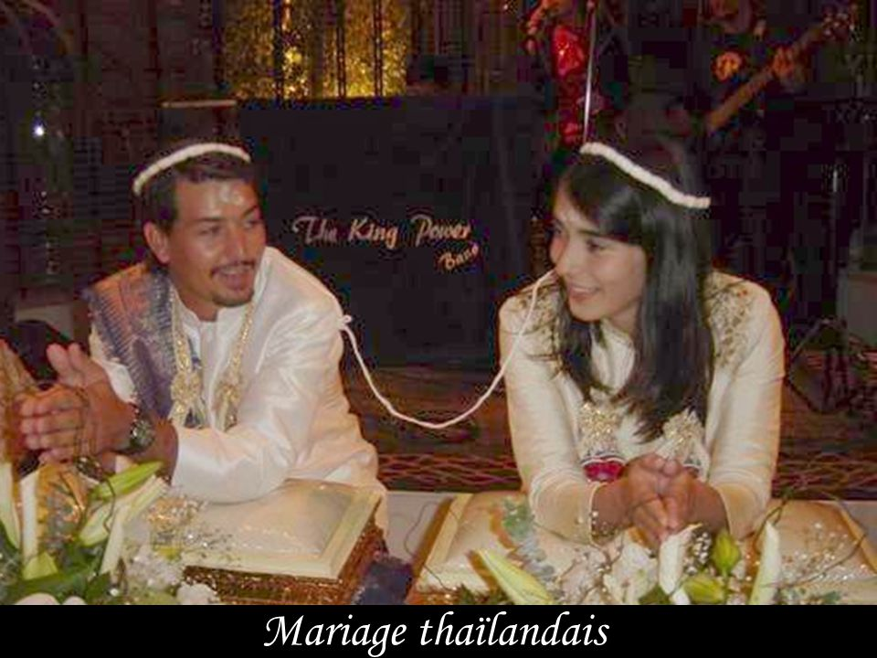 Mariage thaïlandais