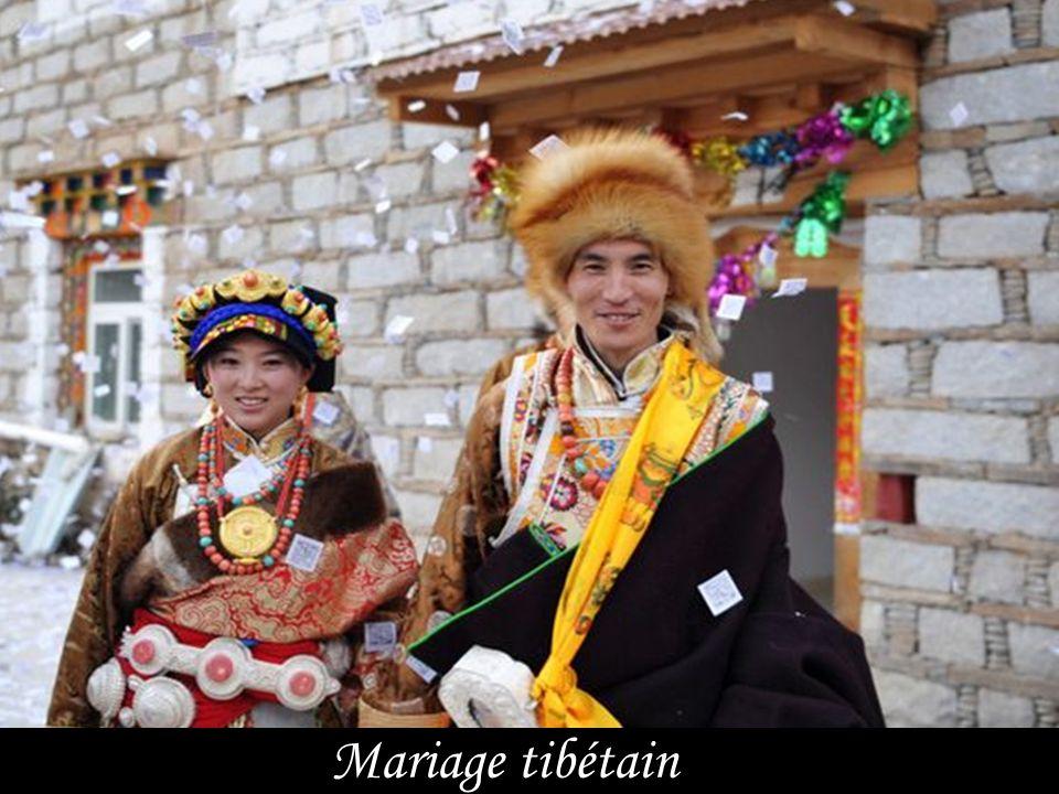 Mariage tibétain