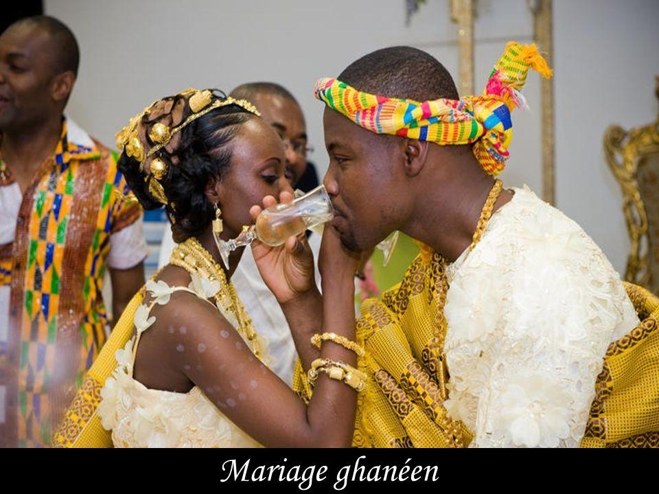 Mariage ghanéen