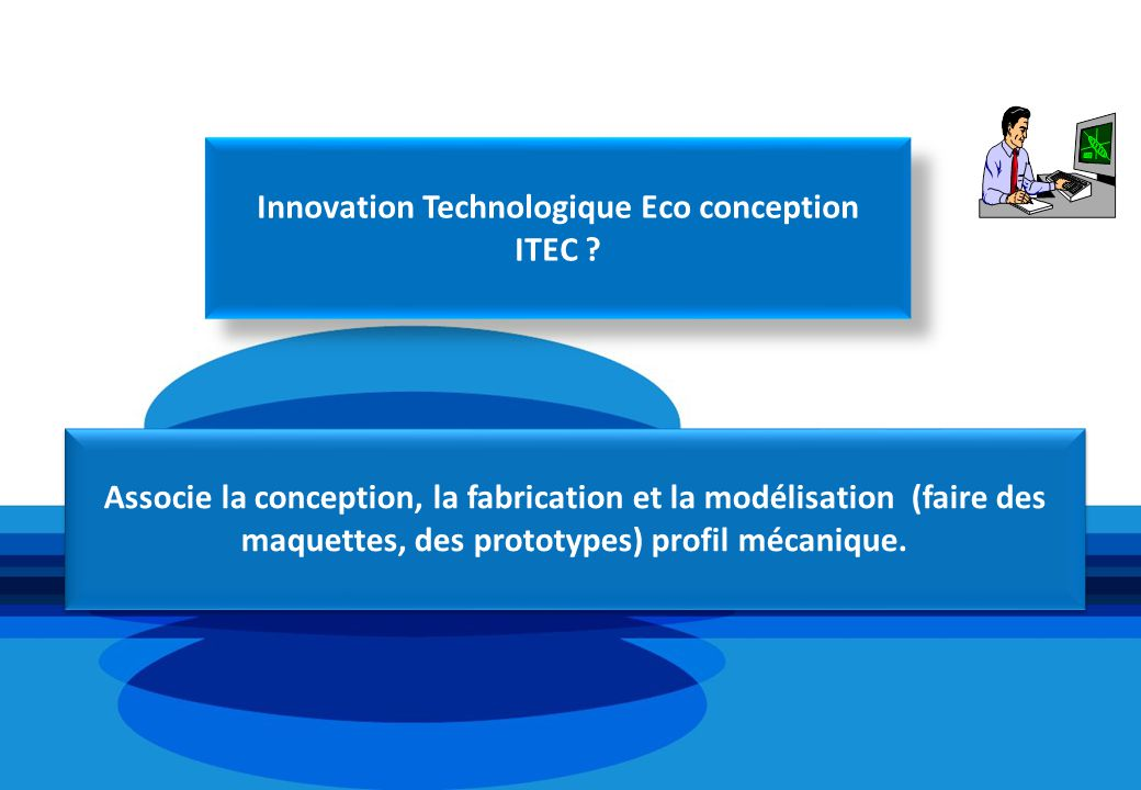 Innovation Technologique Eco conception
