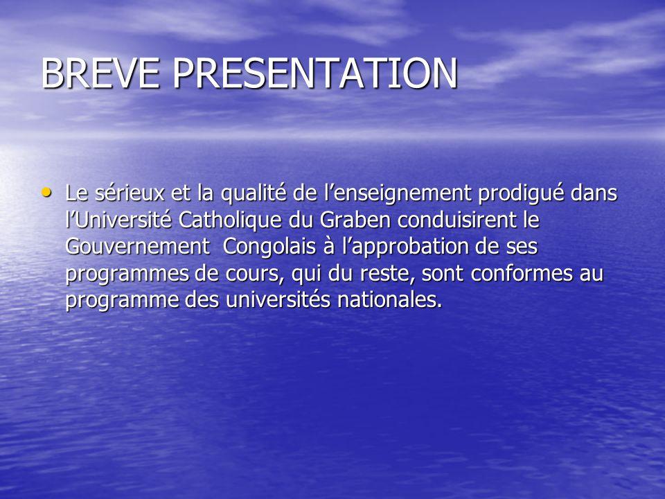 BREVE PRESENTATION