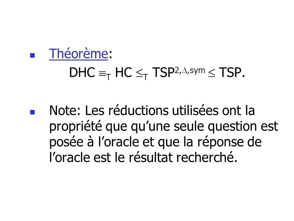 DHC T HC T TSP2,,sym  TSP.