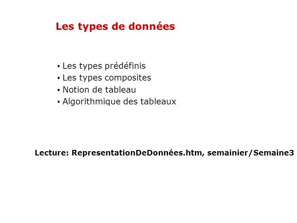 Lecture: RepresentationDeDonnées.htm, semainier/Semaine3