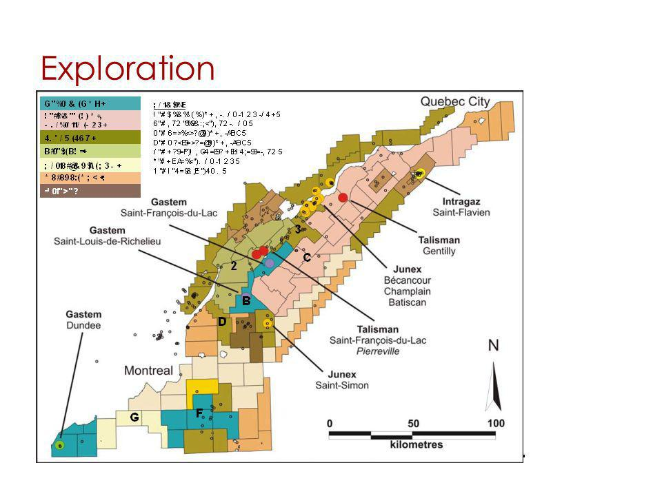 Exploration Source : Equity Research, Fraser Mackenzie