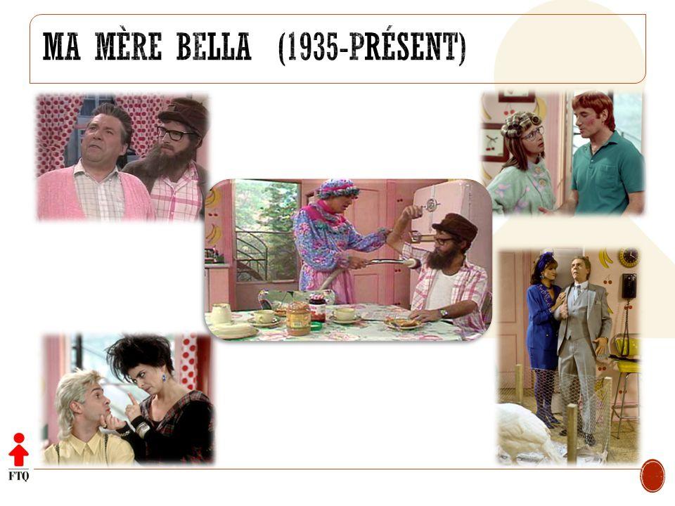 Ma Mère Bella (1935-présent)