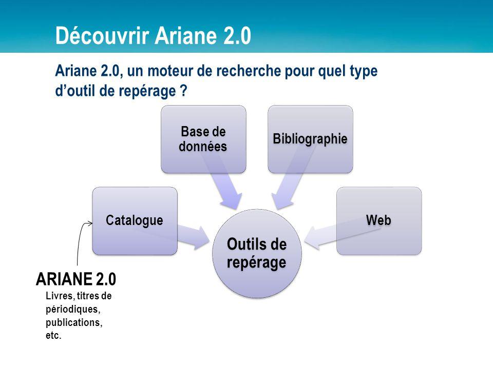 Découvrir Ariane 2.0 ARIANE 2.0