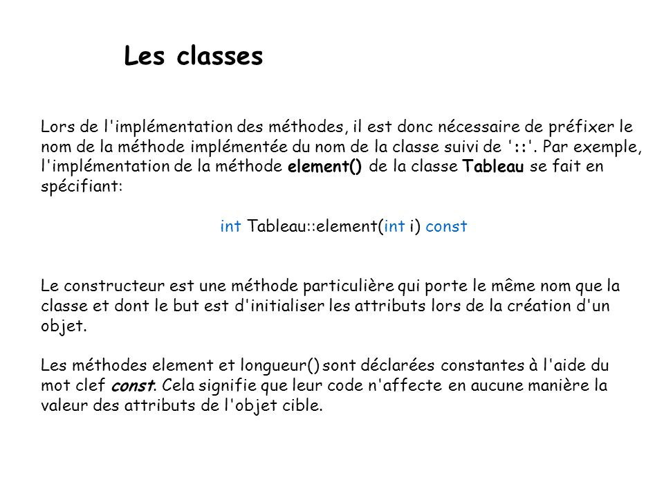 int Tableau::element(int i) const