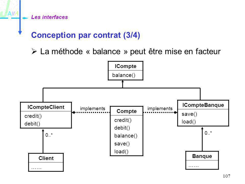 Conception par contrat (3/4)