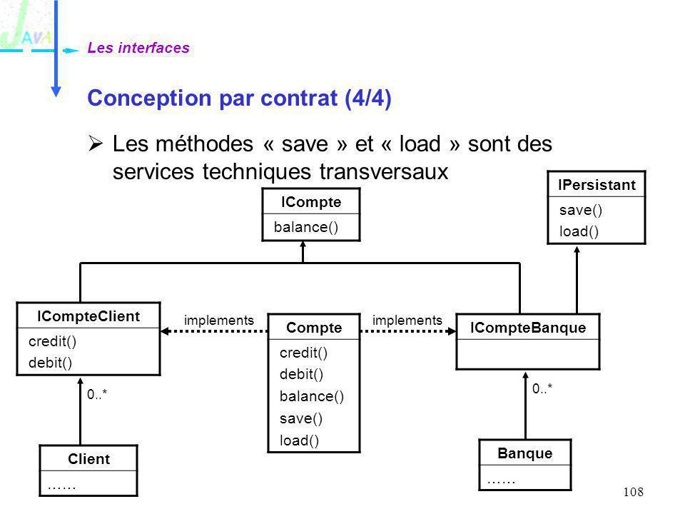 Conception par contrat (4/4)