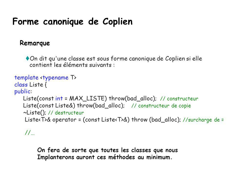 Forme canonique de Coplien