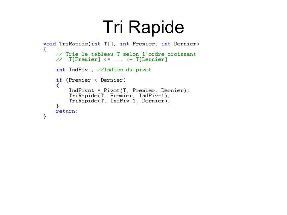 Tri Rapide