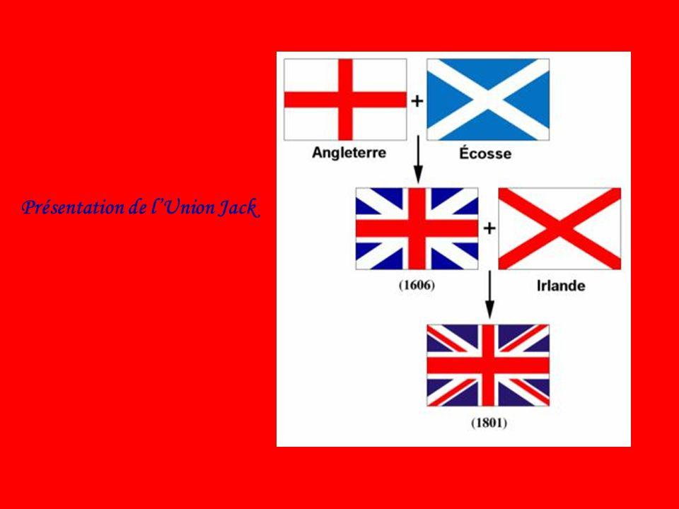 Présentation de l'Union Jack