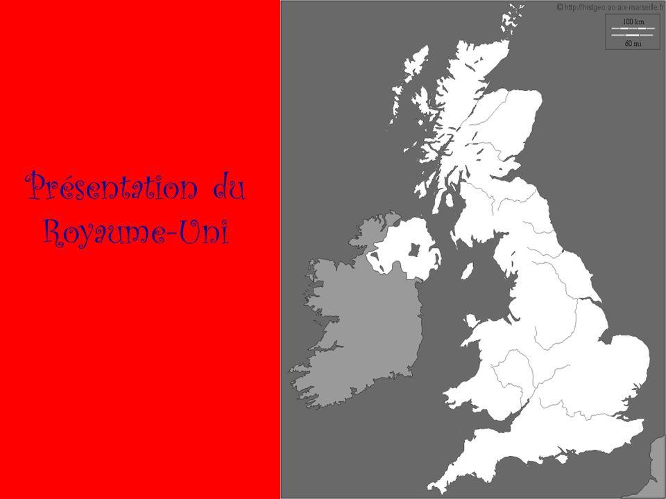 Présentation du Royaume-Uni