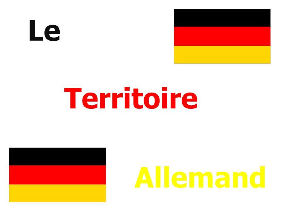 Le Territoire Allemand